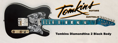Tomkins Diamondtina 2 Black Body