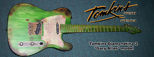 Tomkins Diamondtina 2 Gary Allan model