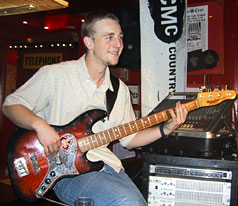 Luke Richmond, Bass Player